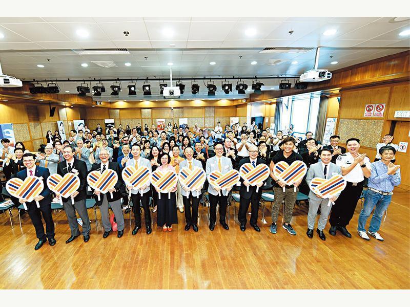 計劃籲市民踴躍參與「心肺復甦教育計劃」。