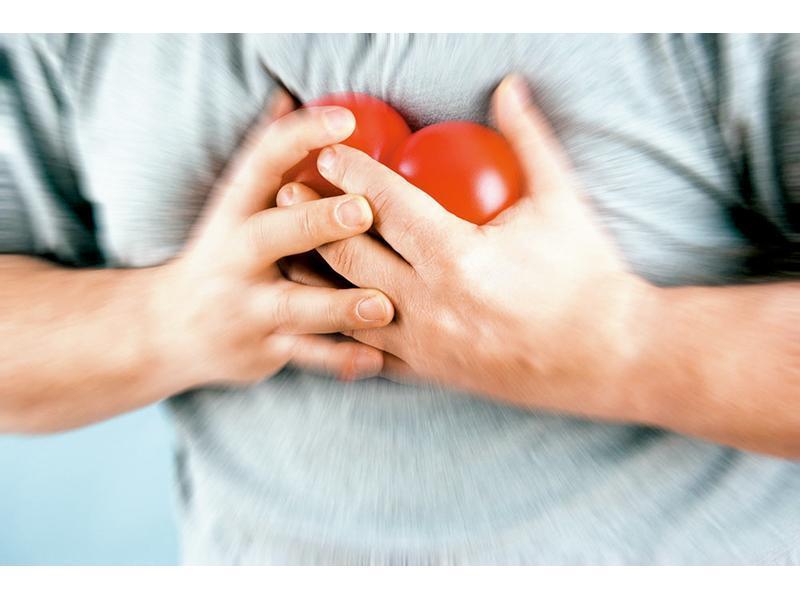 凡過50歲的市民應定期檢查心臟。