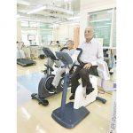 2017-02-24 醫 For Elderly 通波仔後體力遜前 度身訂造六周訓練