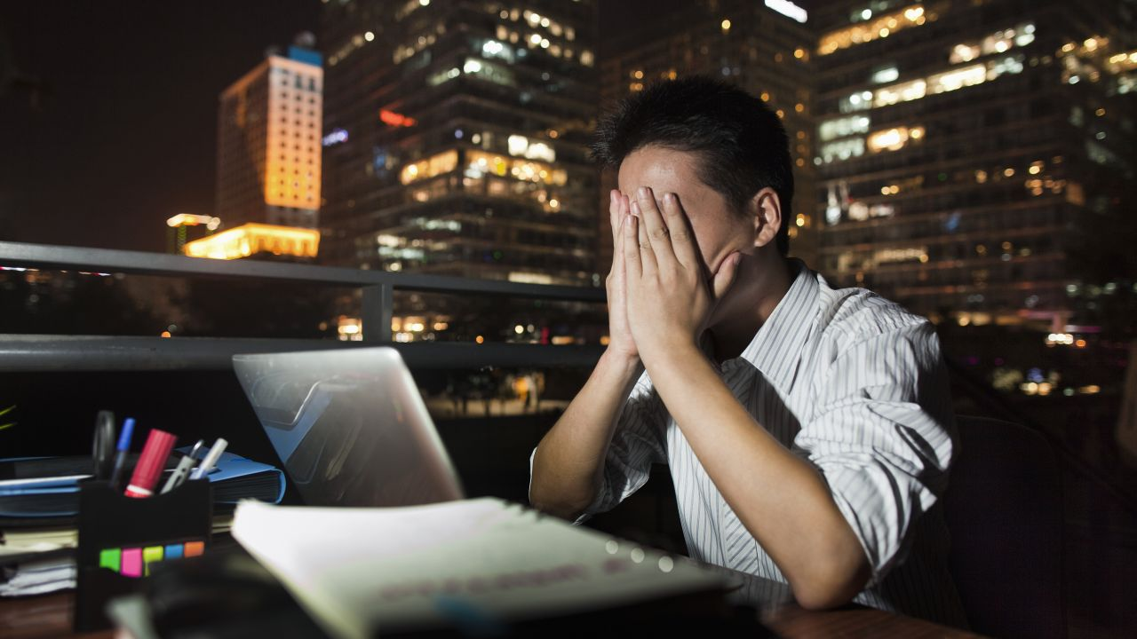 2017-07-15 每周工作逾55小時 心血管病風險增4成 港醫:唔止工時長關事