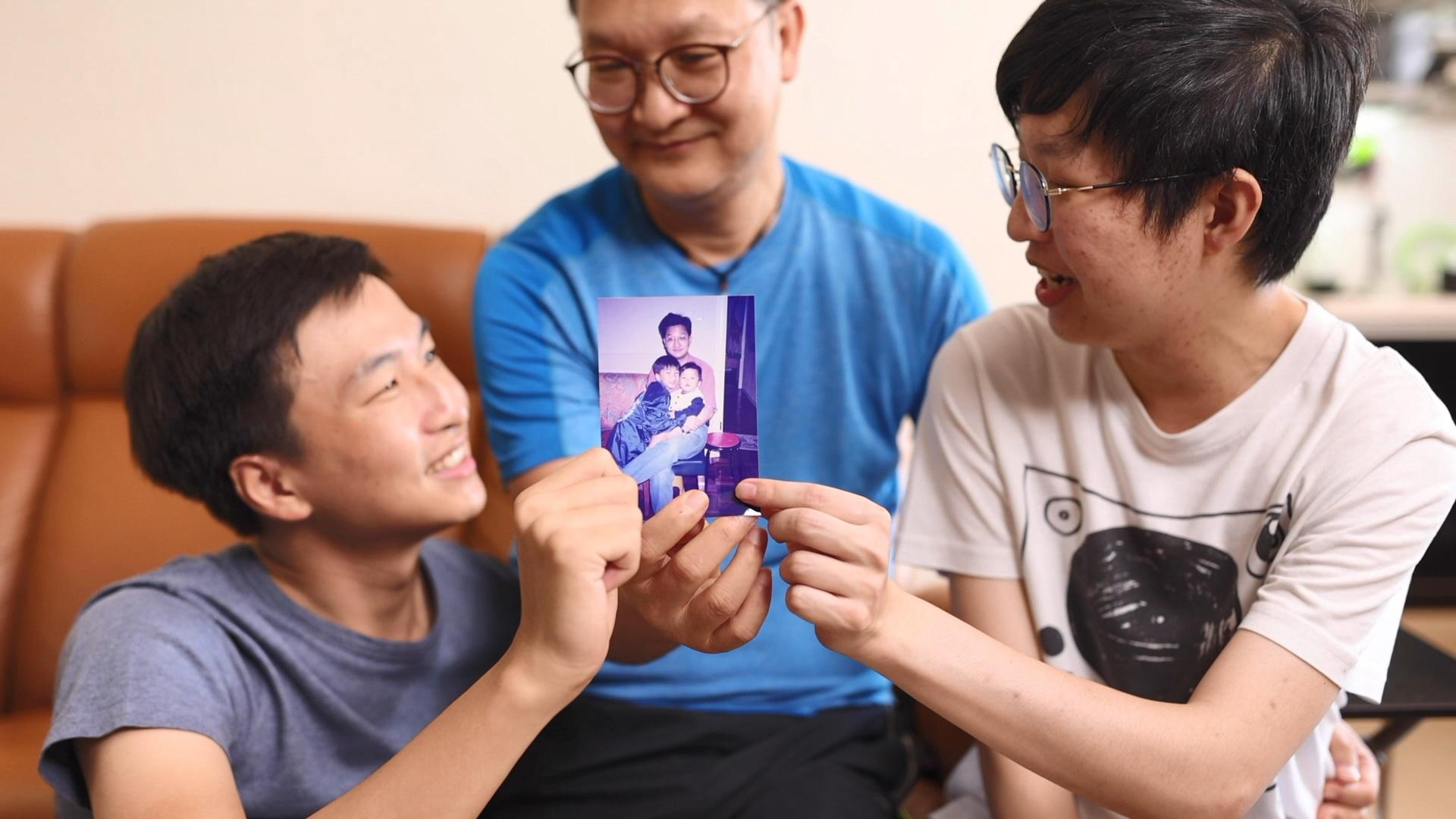 Love Papa 最佳的父親節禮物 | 愛要及時,一句愛你,永不過時