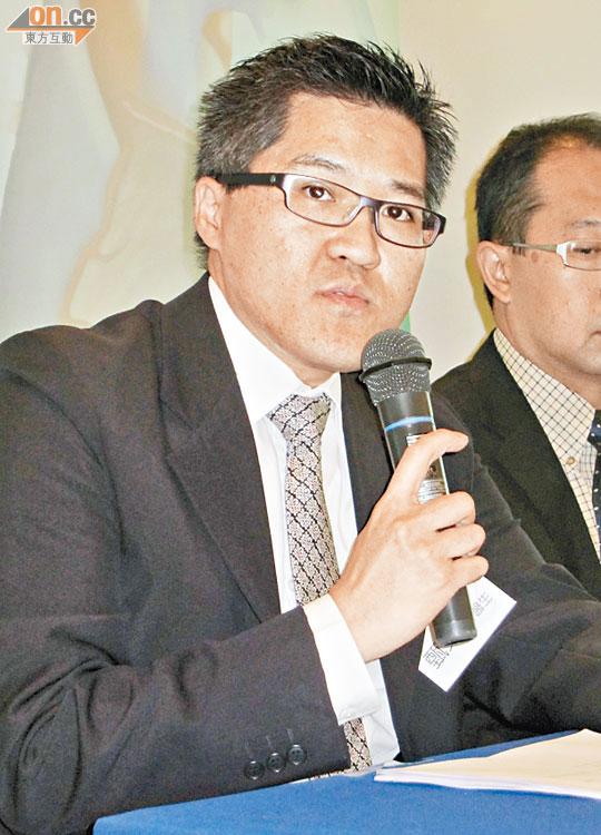 香港中文大學內科及藥物治療學系副教授甄秉言
