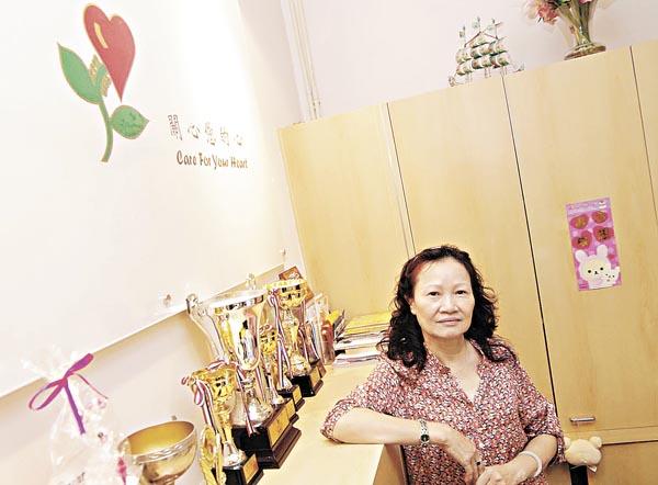 「關心您的心」主席梁艷貞表示, 今年的「心臟健康列車」計劃則已於上月26日開始。