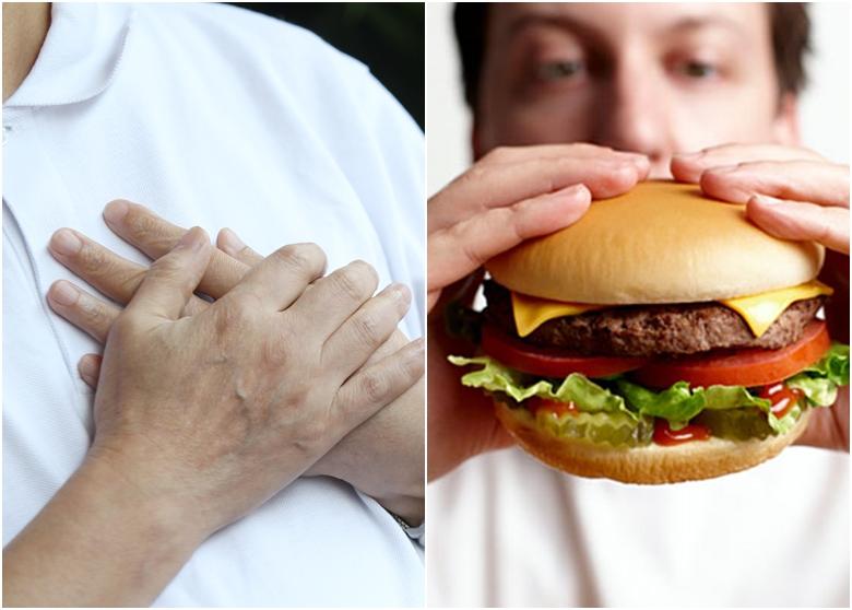 壞膽固醇過多可增加動脈粥樣硬化,導致心血管疾病。(資料圖片)