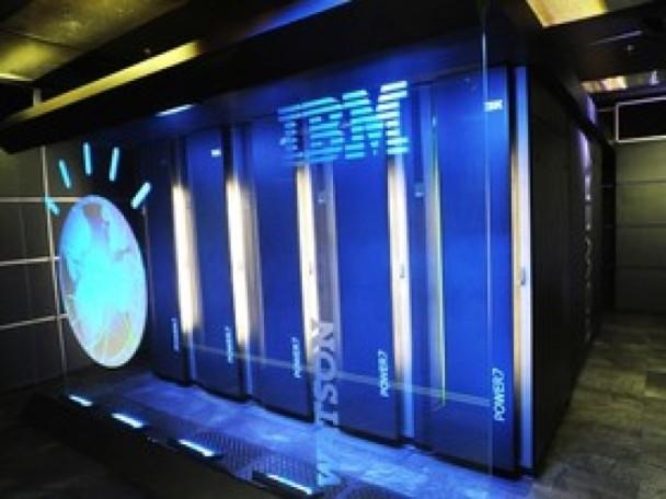 超級電腦Watson。