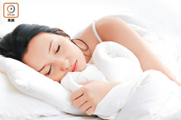 睡眠有助心臟及血管休息及恢復狀態,失眠容易患心血管疾病。(資料圖片)