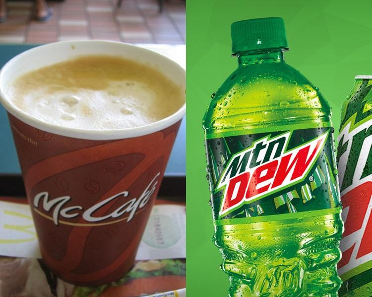 美國少年兩小時飲三杯咖啡因飲品,引發心律不整猝死。網上圖片