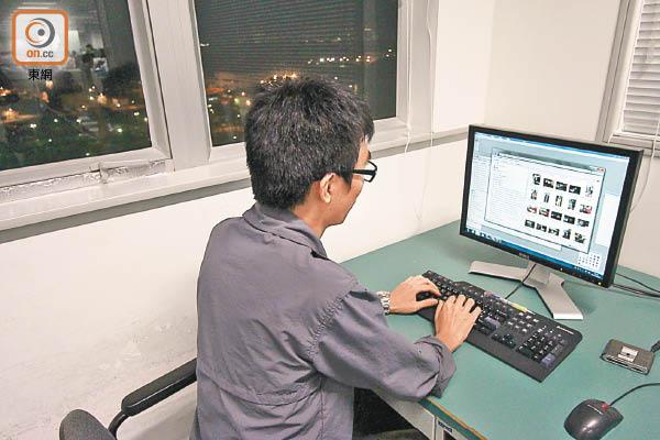 研究發現中年打工仔每日在辦公室坐着的時間超過退休老人。(資料圖片)