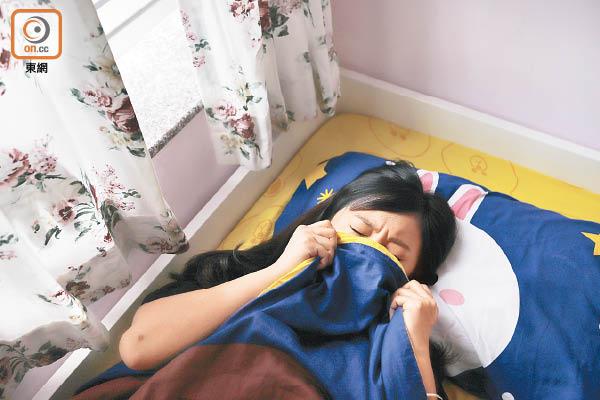 研究發現睡眠差會增加心臟病風險。(資料圖片)
