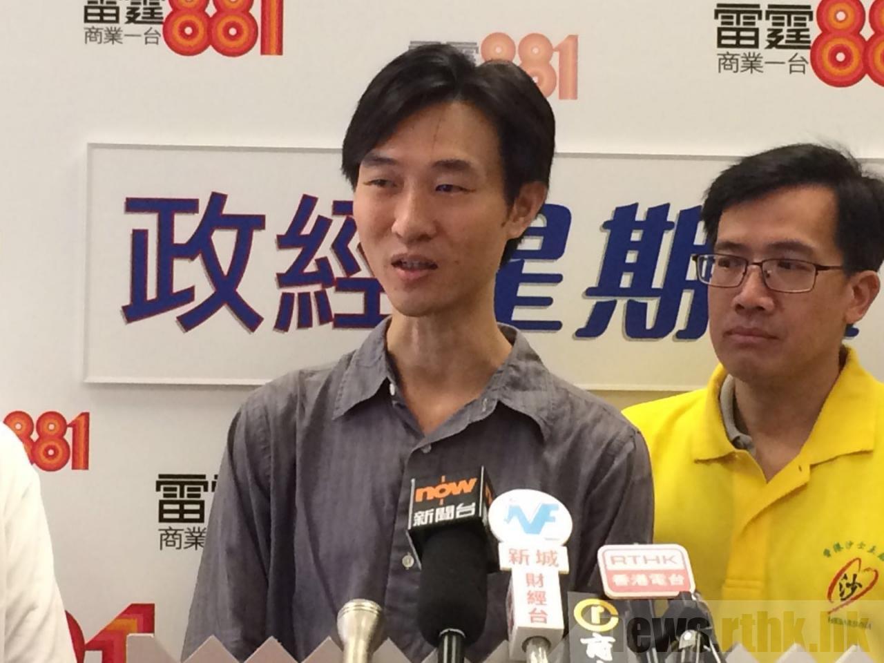 彭鴻昌表示,如果因為《醫生註冊修訂條例草案》令醫患關係破裂,是十分可惜。(鄧穎賢攝)