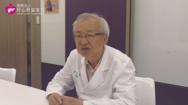 台大醫學院名譽教授、臺大醫院內科主治醫師曾春典醫師