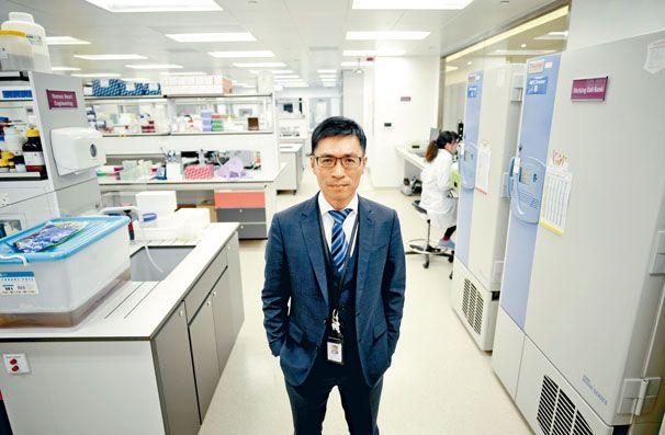 ■李登偉教授指出,中心首年已嘗試模仿製造出有遺傳病基因的人工器官。
