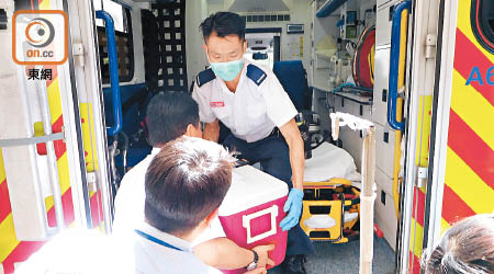 瑪嘉烈醫院有善心人過身後捐出器官,讓垂危患者受惠。
