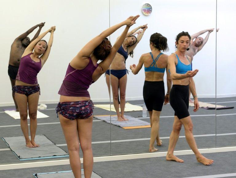 流汗不等於有效 研究指熱瑜珈未必更健康