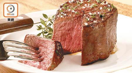 研究指吃太多紅肉,攝取太多動物蛋白,會增加心臟衰竭風險。