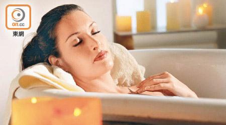 浸熱水浴有助減低心血管疾病風險。