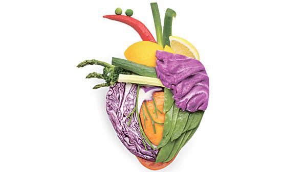 預防房顫必須控制飲食,減少進食高鹽分、高糖分食物。(網上圖片)