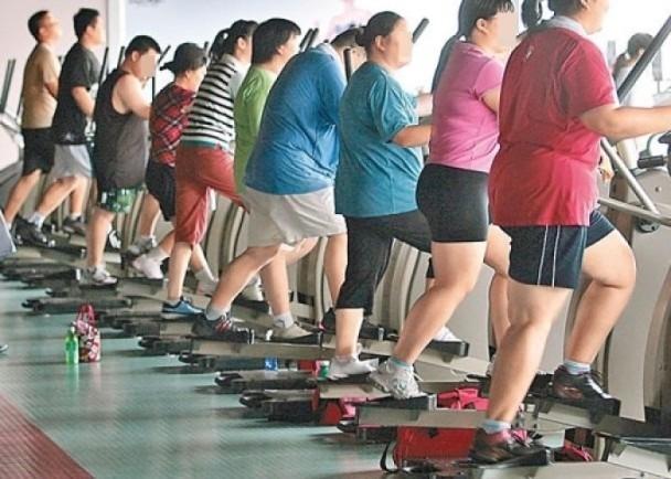 同時患上二型糖尿病及肥胖症,即屬糖胖症。