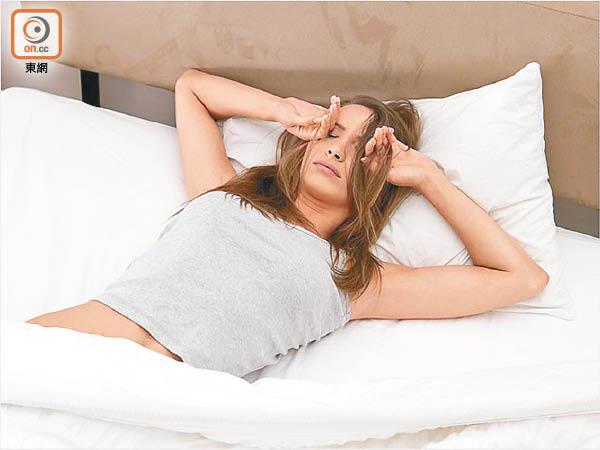 睡眠欠規律會影響心臟健康。