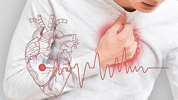 SADS是一種有機會引致猝死的遺傳性心臟病(網上圖片)