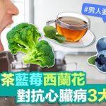 2018-11-13 澳洲研究抗氧化食物茶及莓類 有效預防心臟病冠心病中風