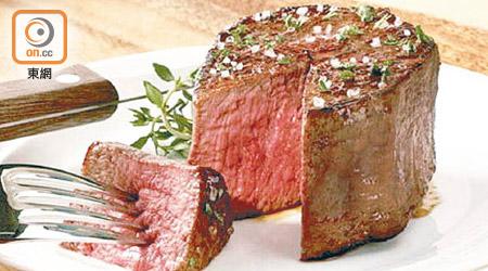 過量進食紅肉或會增加心血管疾病風險。
