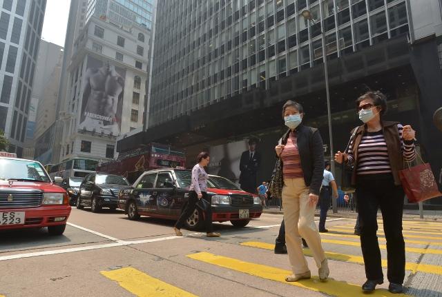 世界綠色組織進行調查,顯示逾六成受訪者不認知空氣污染會影響心臟健康。