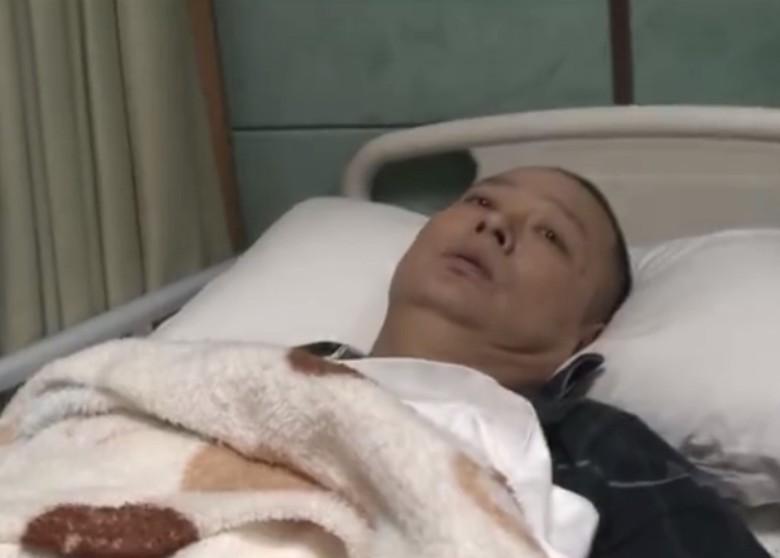彭男目前仍臥病在床。(互聯網)