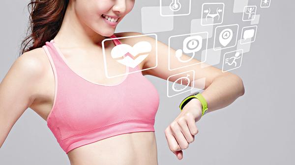 心跳手錶近年成為不少愛好運動人士的型格隨身物品(網上圖片)