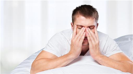 ▲睡眠障礙會增加心臟衰竭風險。(圖/翻攝自shutterstock)