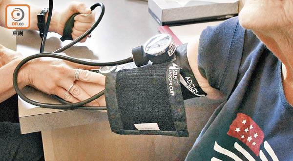 美國研究指若血壓指數控制得更進取,或更有效預防阿茲海默症。