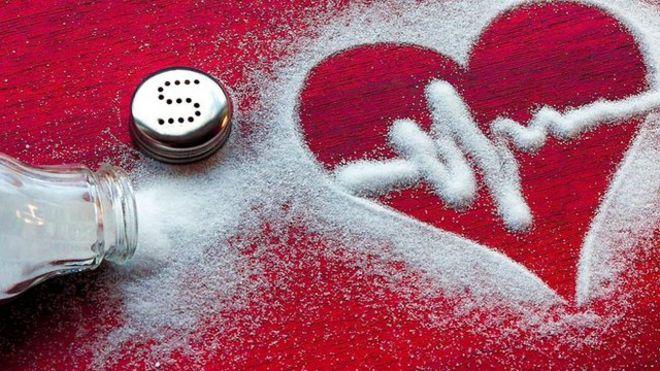 要想心臟好,一定少吃鹽。