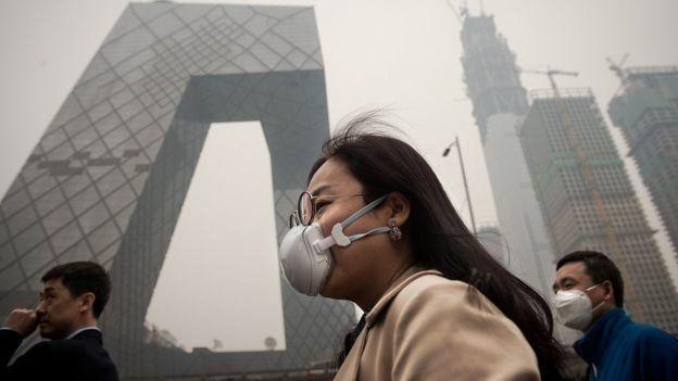 北京也是空氣污染嚴重的城市之一