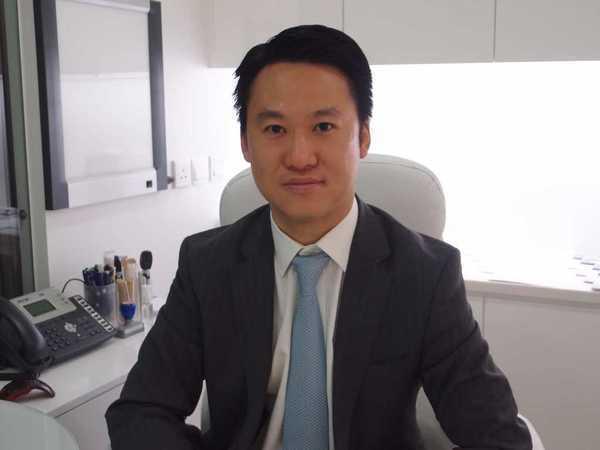 呼吸系統科專科醫生郭旭龍