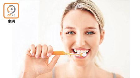 醫健:日刷3次牙 降低心血管病風險