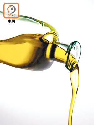 食用橄欖油有助減少患心血管疾病。