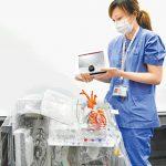 瑪麗新技術 灌溫暖血液 心臟跳動保存 突破移植限制
