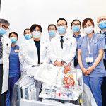 瑪麗引入「養心機」助移植 料每年多救三至五病人