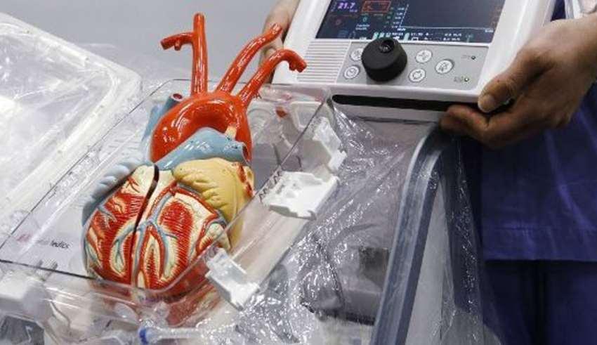 港完成首宗心臟移植手術嶄新系統保養捐贈器官