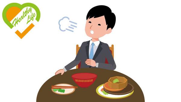 進食太急 血脂異常恐致心臟病