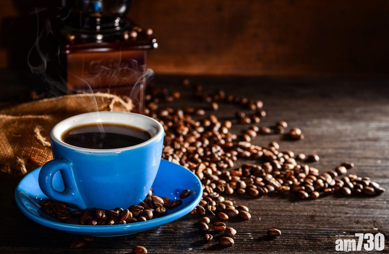 每天飲用一杯不加糖不加奶的黑咖啡,長遠可降低心衰竭的風險。(互聯網圖片)