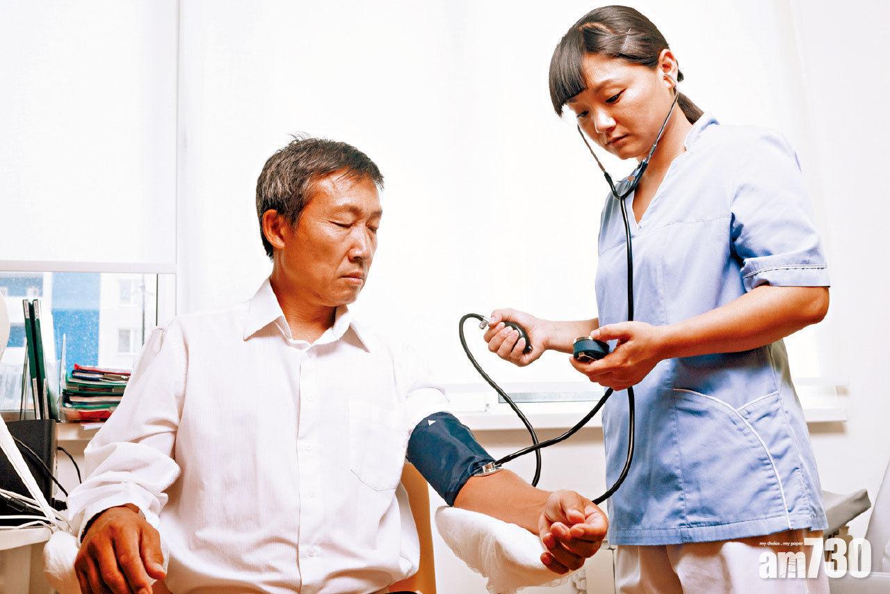 勤做運動飲食健康一樣有高血壓?