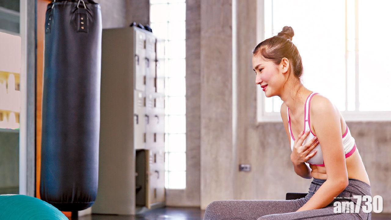 劇烈運動易誘發心臟病?
